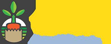 Логотип сервиса доставки полезной еды «ЕшьХудей»